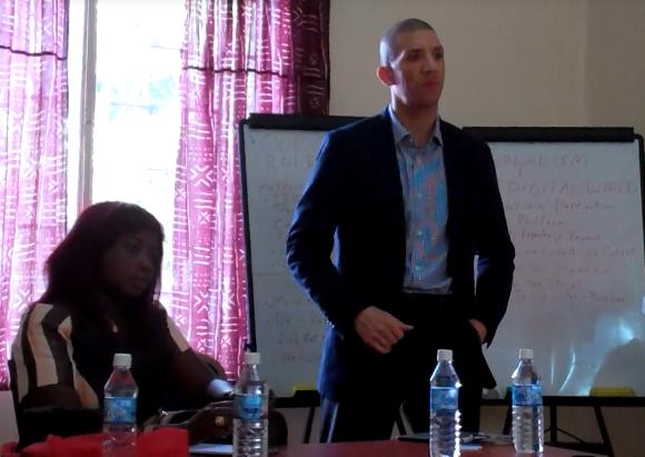 Adam Martin en conférence à E-jicom